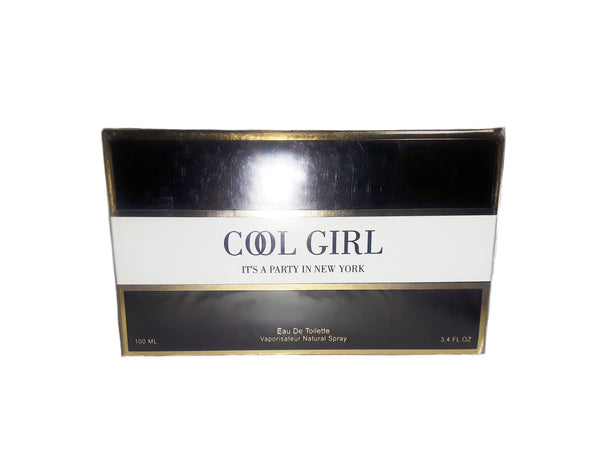 Black Cool Girl Perfume