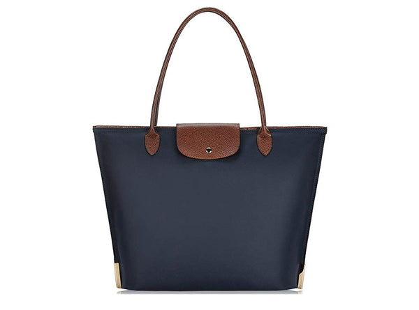 Dark Blue Handbag - Envee Styles Boutique