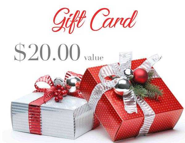 Digital Gift Card $20.00 value - Envee Styles Boutique