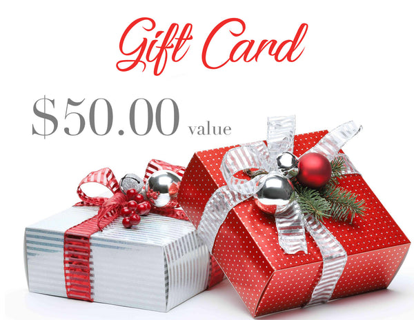 Digital Gift Card $50.00 value - Envee Styles Boutique
