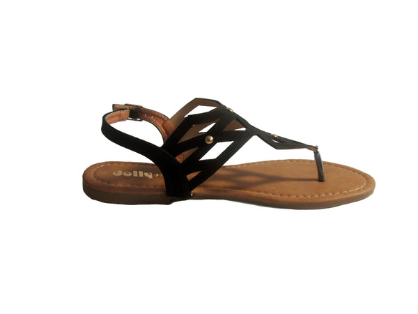 Black Sandal - Envee Styles Boutique