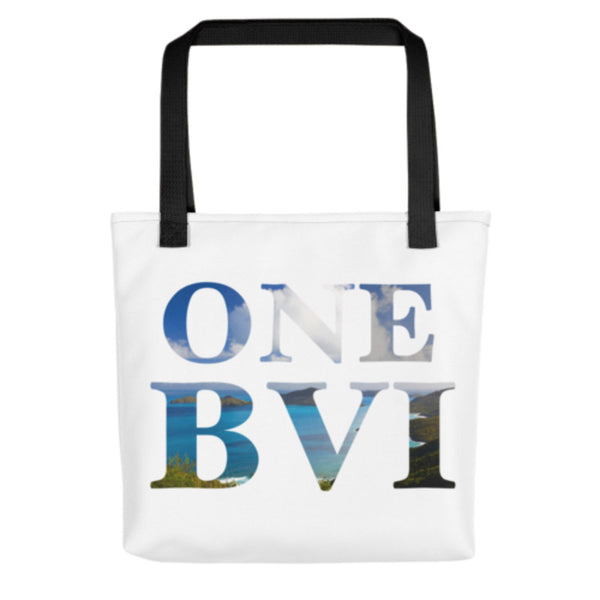 One BVI Tote Bag - Envee Styles Boutique