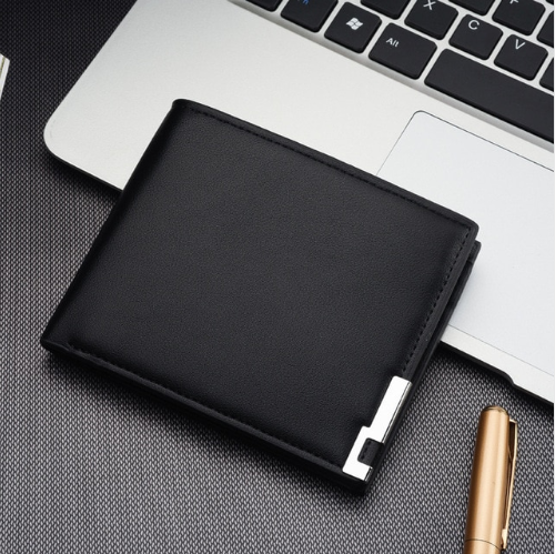 Black Luxury Men Wallet - Envee Styles Boutique