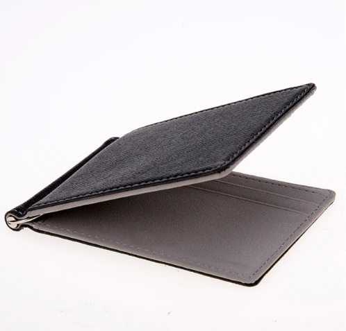 Men's Gray Wallet