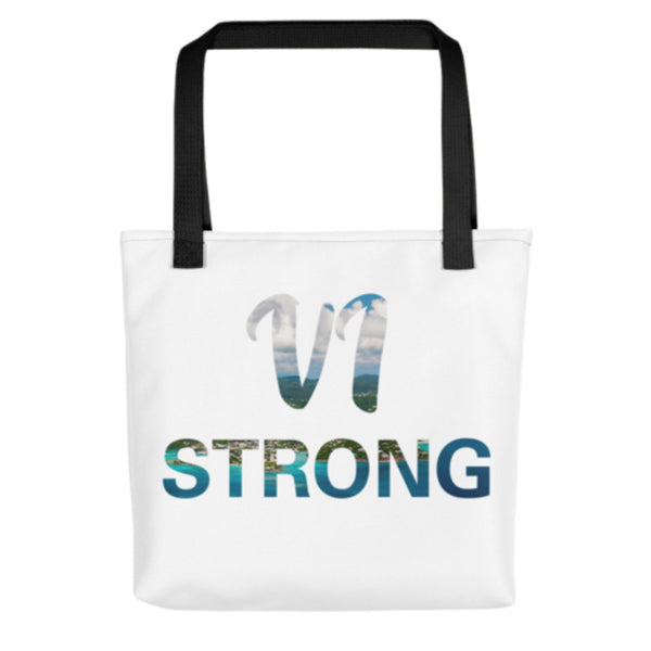 VI STRONG Tote Bag - Envee Styles Boutique