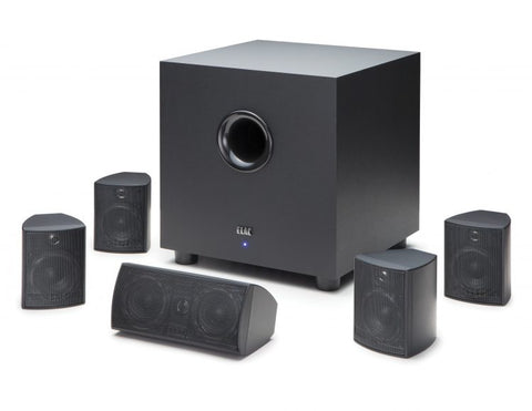 Cinema 5 - 5.1 Channel Home Theater Speaker Package