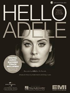 Adele - Hello (Digital Audio Backing Track Included! Series: Piano Vocal Format: Sheet w/ audio online)