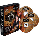 Alex Skolnick: Jazz Guitar - Breaking the Traditional Barriers ( 3 DVD Set)