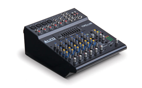 Alto Professional TMX80DFX 8-Channel Powered Mixer with Effects