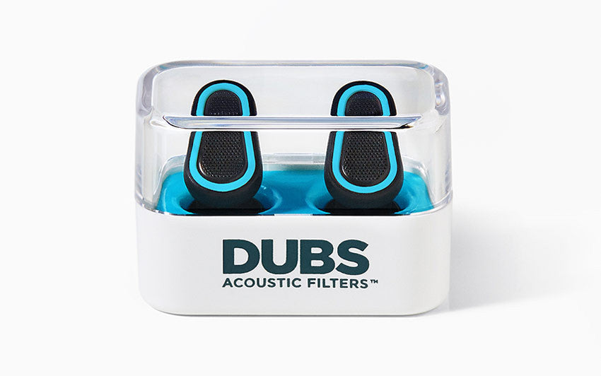 DUBS Acoustic Filters - Advance Tech Earplugs