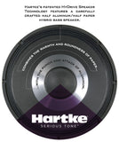 Hartke HD75 75W 1x12 Bass Guitar Combo