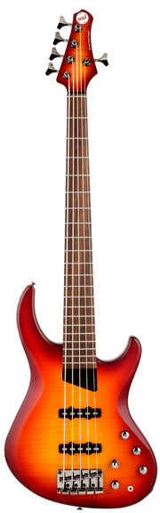 MTD Kingston Saratoga Deluxe 5 String Electric Bass Guitar - STILL AVAILABLE (Closeout)
