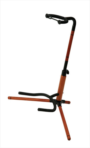On Stage WGS-100 Masters Series Wooden Guitar Stand