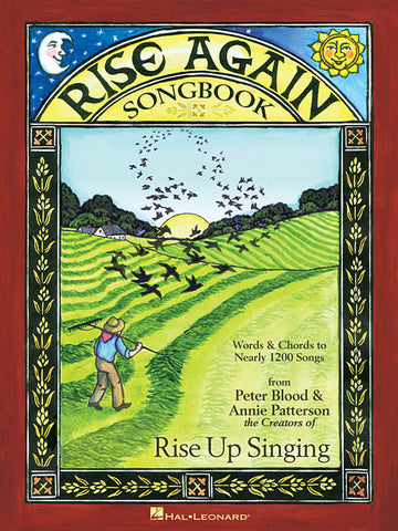 Rise Again Songbook Words & Chords to Nearly 1200 Songs  9x12 Spiral Bound (Series: Vocal Format: Softcover )