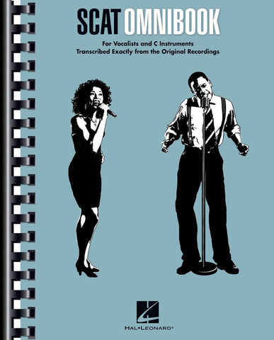 Scat Omnibook for Vocalists and C Instruments (Series: Jazz Transcriptions Format: Softcover)