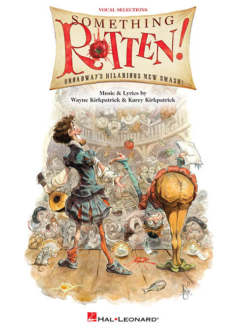 Something Rotten! - Vocal Selections (Series: Vocal Selections Format: Softcover)