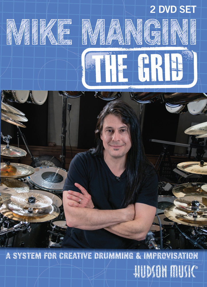 The Grid - Mike Mangini - 2 Disc Set