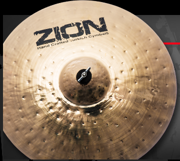 ZION Elite Brilliant Series - Thin - Hi-Hats