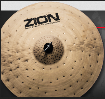 ZION Elite Dry Series Cymbals - Thin - Hi-Hats