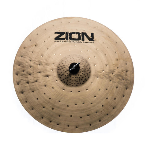 ZION Elite Dry Series Cymbals - Thin - Crashes