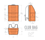Gruv Gear Club Bag Elite