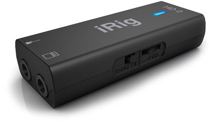 iRig HD 2 - Digital Guitar Interface for iOS