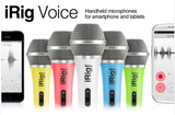 iRig Voice - Handheld Microphone for Smartphones and Tablets