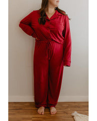 Bella PJ's - Ruby Red