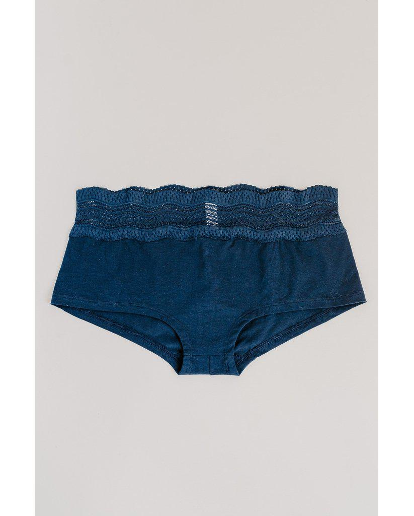 Dolce Boyshort - Navy Blue