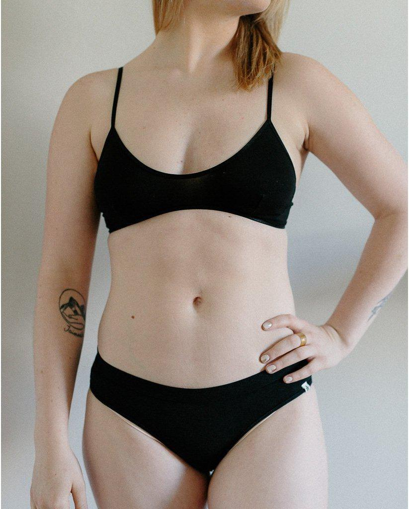 6-pack Hemp Bikini Undies