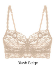 Shades of Nude Never Say Never Sweetie Soft Bralette *Almost sold out!*