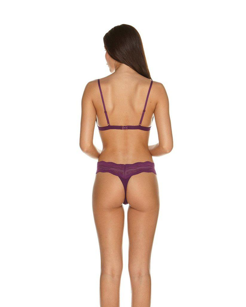 Plum Dolce™ Lowrider Thong - Almost gone!