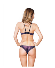Elyza Purple Brazilian Undies *Only 1 L left!*