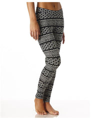 Organic Cotton Holiday Long Leggings - *Only 1XS left!*