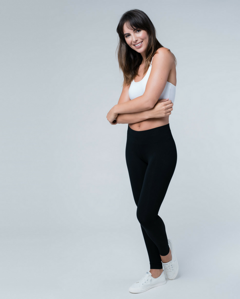 Organic Cotton Everyday Long Leggings *Only XS, L + XL left!*