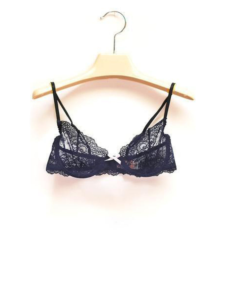 Lace Underwire Bra **ONLY 36As LEFT**