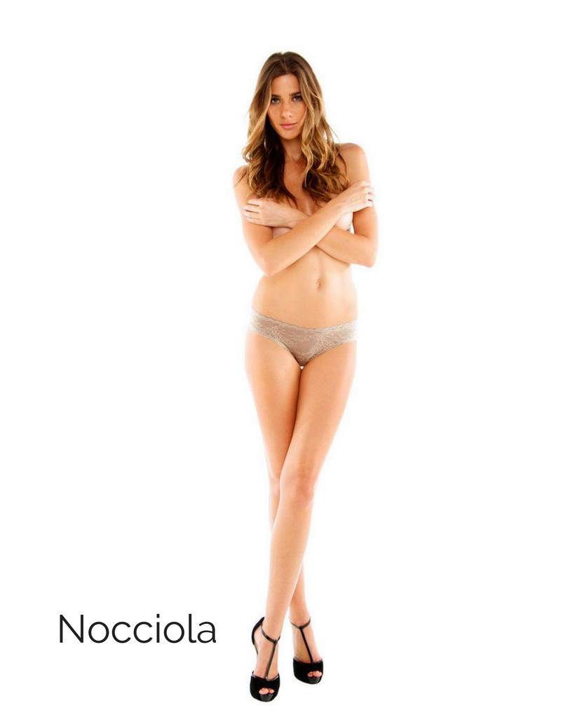 Shades of Nude Trenta Brazilian Thongs