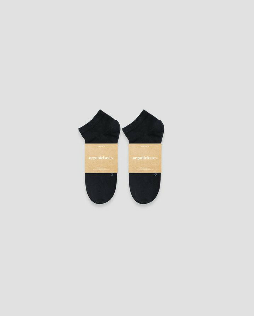 2-Pack Organic Cotton Ankle Socks