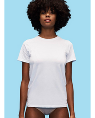 Organic Cotton T-Shirt - White