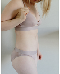 2-Pack Tencel™ Lite Bikini Briefs - Dusty Rose Pink *Only XS left! FINAL SALE*