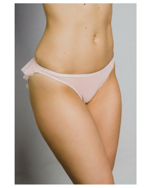 Pink Ruffle Sheer Undies - Almost sold out!!