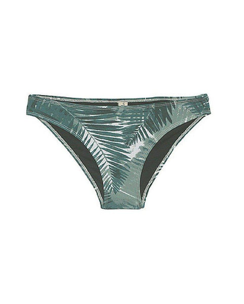 Ziggy Palm Print Bikini Bottoms - Almost gone!