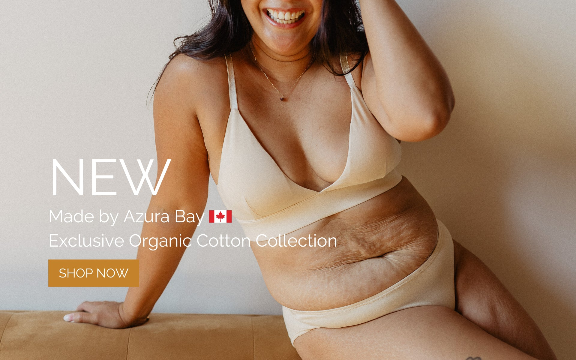 Ethically made and eco friendly swimwear from Azura Bay