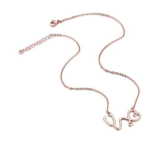 Stethoscope Inspired Necklace-Rosa Vila Boutique