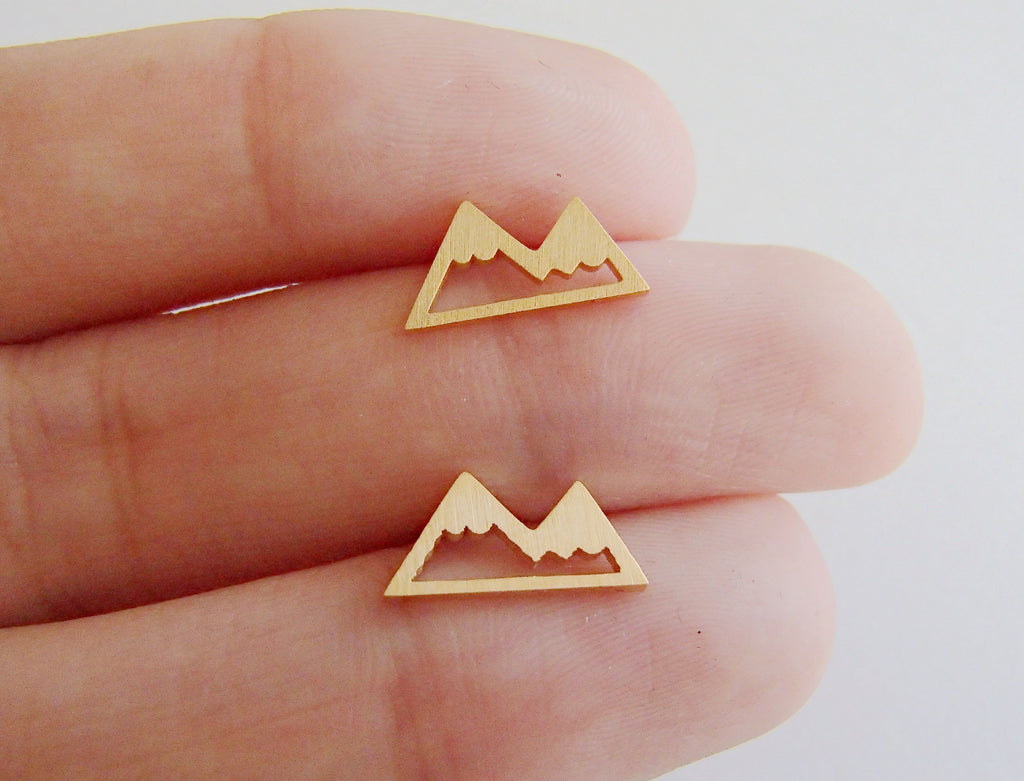 Mountain Earrings-Rosa Vila Boutique