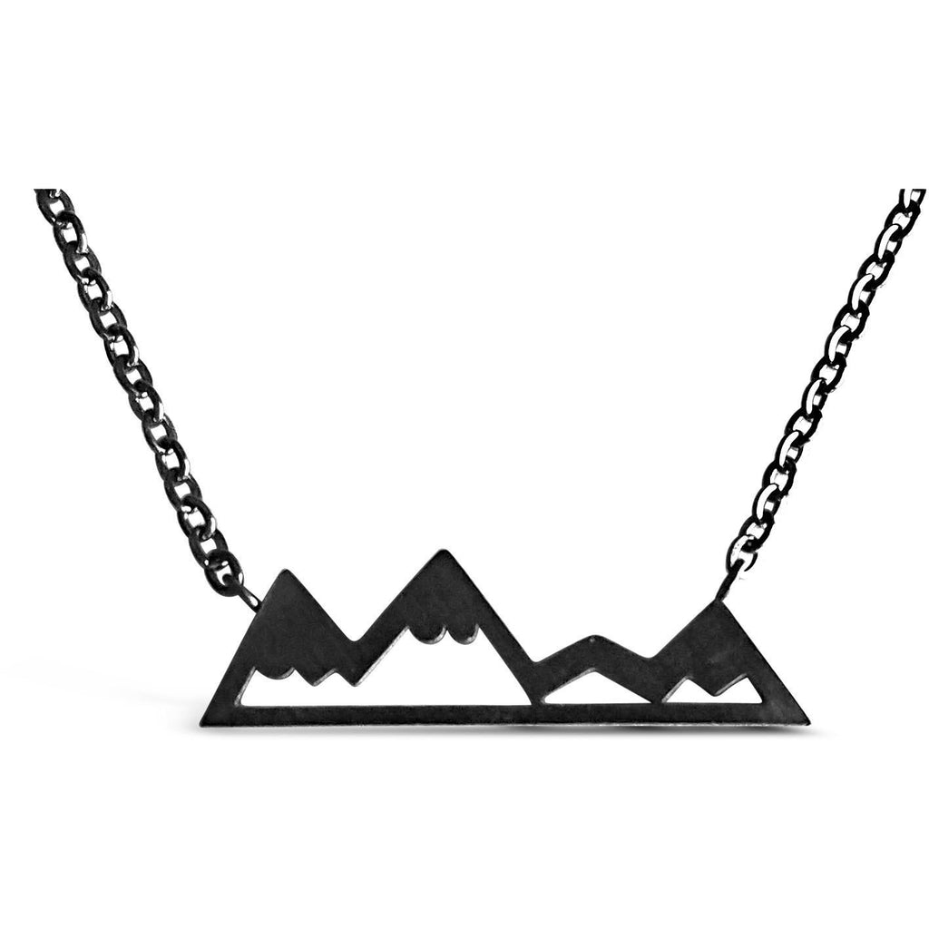 Necklace - Chic Mountain Necklace