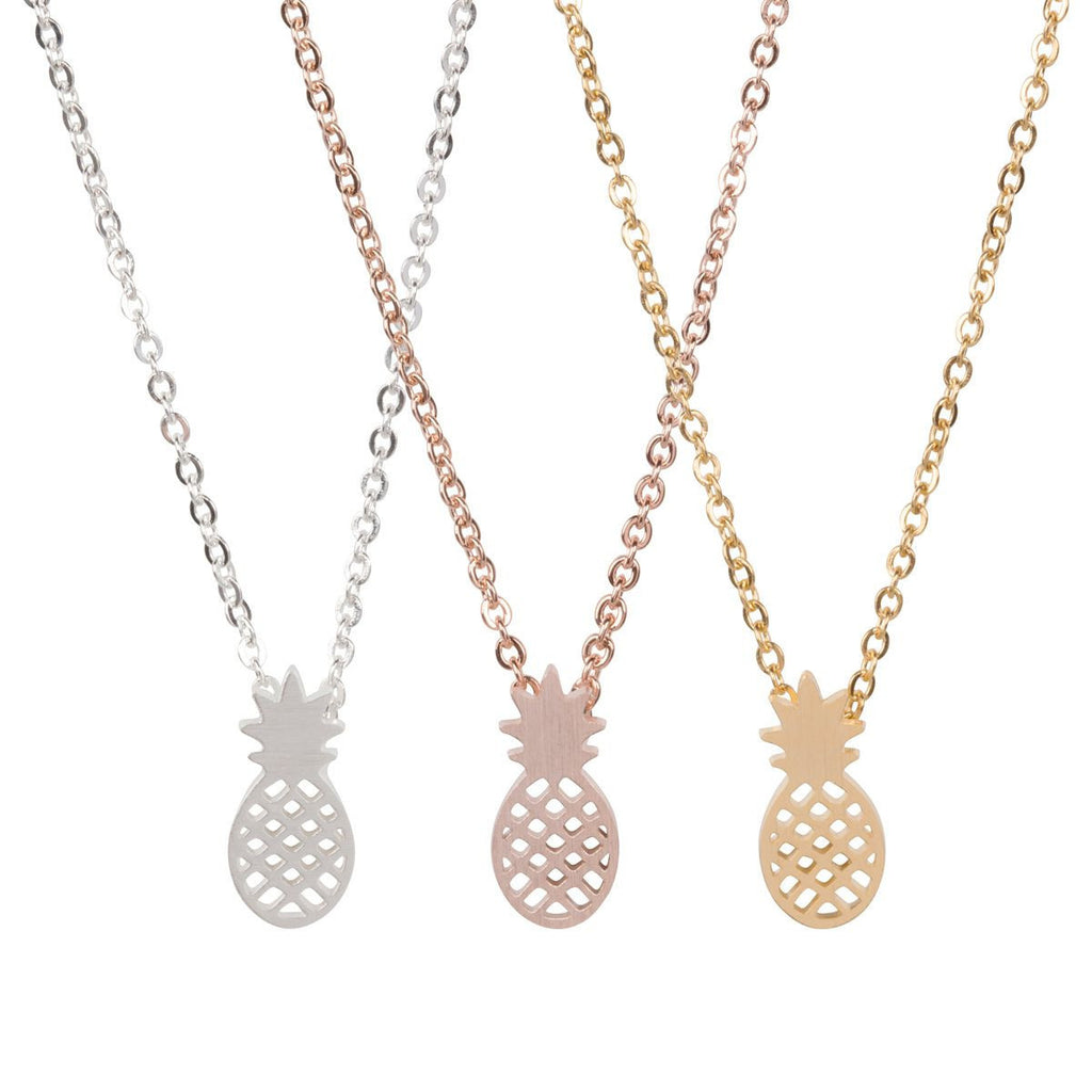 Necklace - Pineapple Necklace
