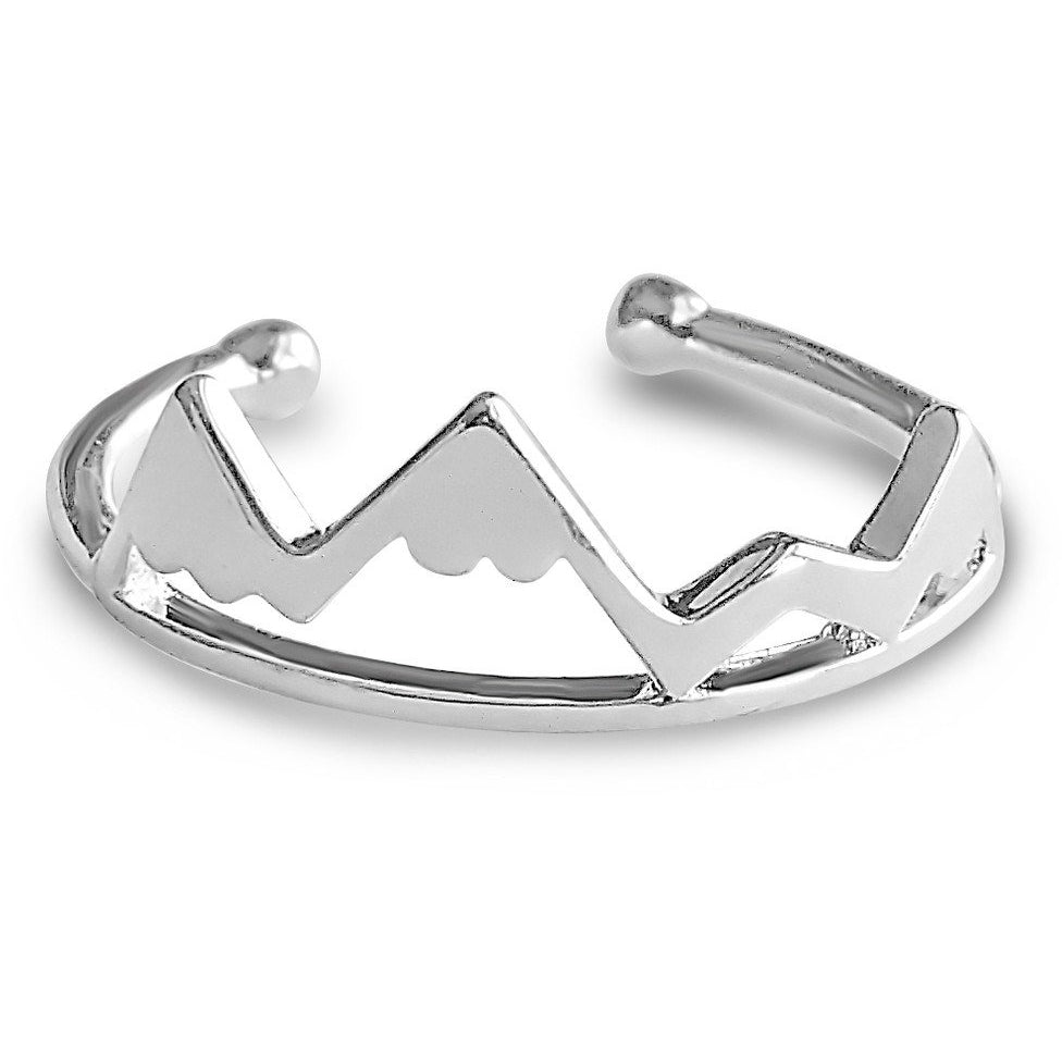 Adjustable Mountain Ring-Rosa Vila Boutique