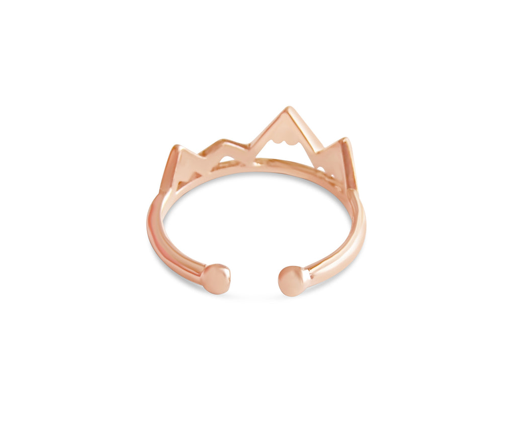 Mountain Ring-Rosa Vila Boutique