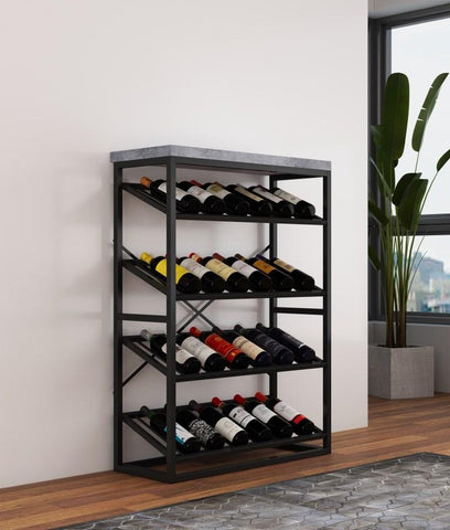 Chryzler Wine Rack 1240mm